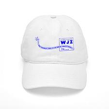 WJZ 770 Baseball Baseball Cap
