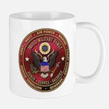 Proud Military Family Mug