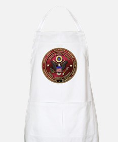Proud Military Family BBQ Apron
