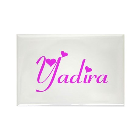 Yadira Rectangle Magnet