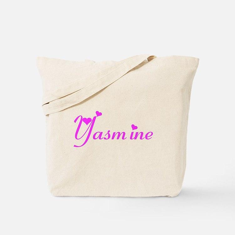 Yasmine Tote Bag