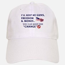 You Can Keep The Change Baseball Baseball Cap / Hat