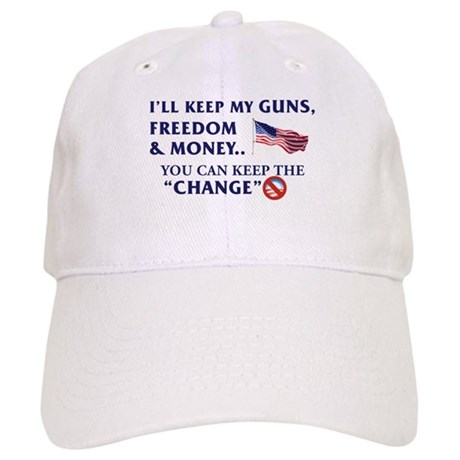 You Can Keep The Change Cap / Hat
