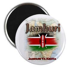 "Jamhuri - 2.25"" Magnet (10 pack)"