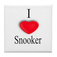 Snooker Tile Coaster