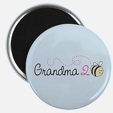 Grandma To Bee Magnet