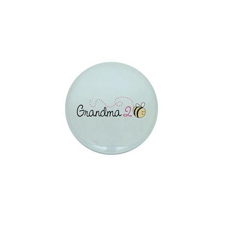 Grandma To Bee Mini Button (10 pack)