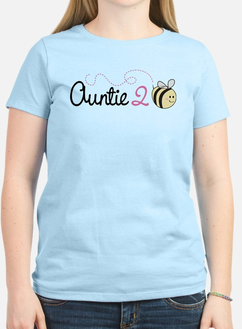 Auntie To Bee T-Shirt