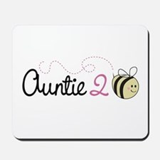 Auntie To Bee Mousepad