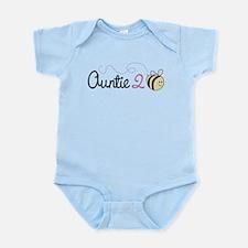 Auntie To Bee Infant Bodysuit