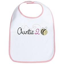 Auntie To Bee Bib