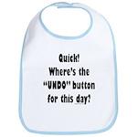 Undo button for this day Bib
