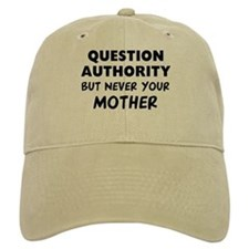 Question Mother Baseball Cap