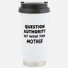 Question Mother Travel Mug
