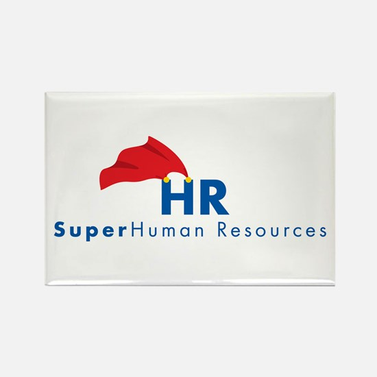 Funny Human resources Rectangle Magnet (10 pack)