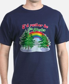 I'd Rather Be In Forks T-Shirt