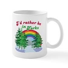 I'd Rather Be In Forks Mug
