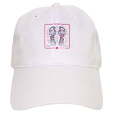 Cute Foot Baseball Cap