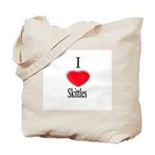 Skittles Tote Bag