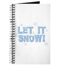 LET IT SNOW! Journal