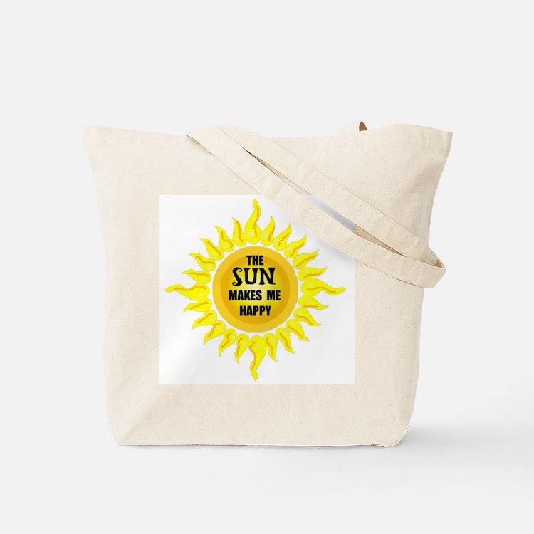 KAYAK NAKED Tote Bag