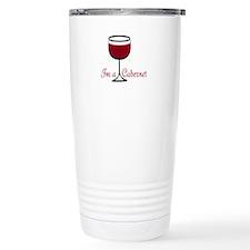 Cabernet Drinker Travel Mug