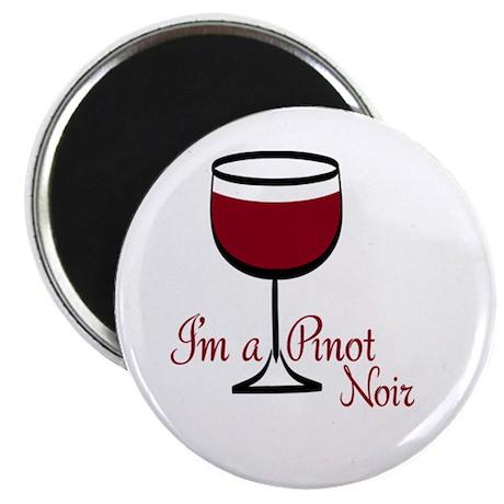 """Pinot Noir Drinker 2.25"""" Magnet (10 pack)"""