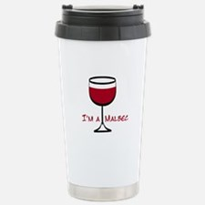Malbec Drinker Travel Mug