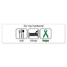 Husband ESHope Kidney Bumper Bumper Sticker