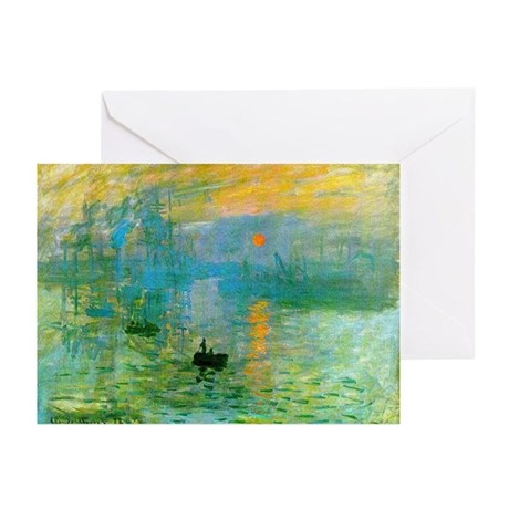 Claude Monet Greeting Cards (Pk of 10)