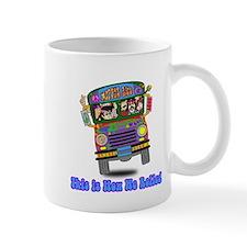 Hippie School Bus Mug