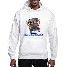 Hippie School Bus Hoodie