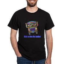 Hippie School Bus T-Shirt