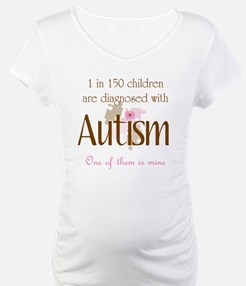 1 in 150 diagnosed autism Shirt