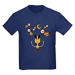 S&O Not Yet Nested Kids Dark T-Shirt