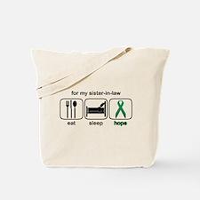 Sister-in-law ESHope Kidney Tote Bag
