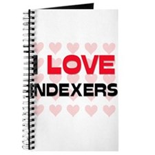 I LOVE INDEXERS Journal