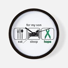 Son ESHope Kidney Wall Clock