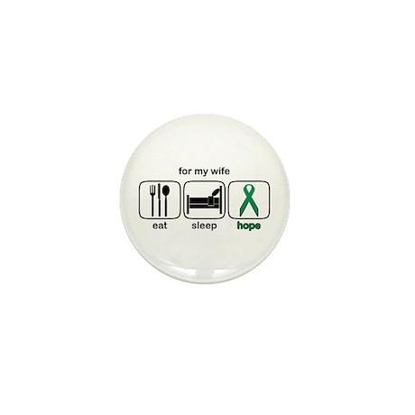 Wife ESHope Kidney Mini Button
