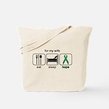 Wife ESHope Kidney Tote Bag