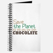 Only Planet with Chocolate Journal