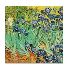 Vincent Van Gogh Tile Coaster
