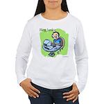 Blog Junkie #3 Women's Long Sleeve T-Shirt