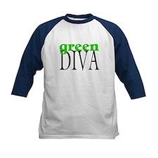 Green Diva Tee