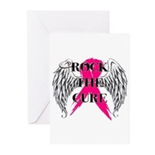 Rock The Cure Greeting Cards (Pk of 10)