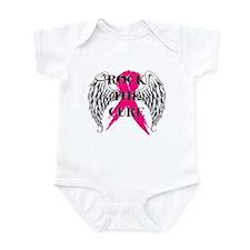 Rock The Cure Infant Bodysuit