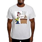 Twitter Junkie 2 Light T-Shirt