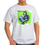 Twitter Junkie 3 Light T-Shirt