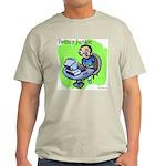 Twitter Junkie 3 Light T-Shirt