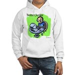 Twitter Junkie 3 Hooded Sweatshirt